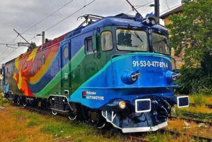 trenul-pasarea-maiastra,tren mare, cristi scutaru