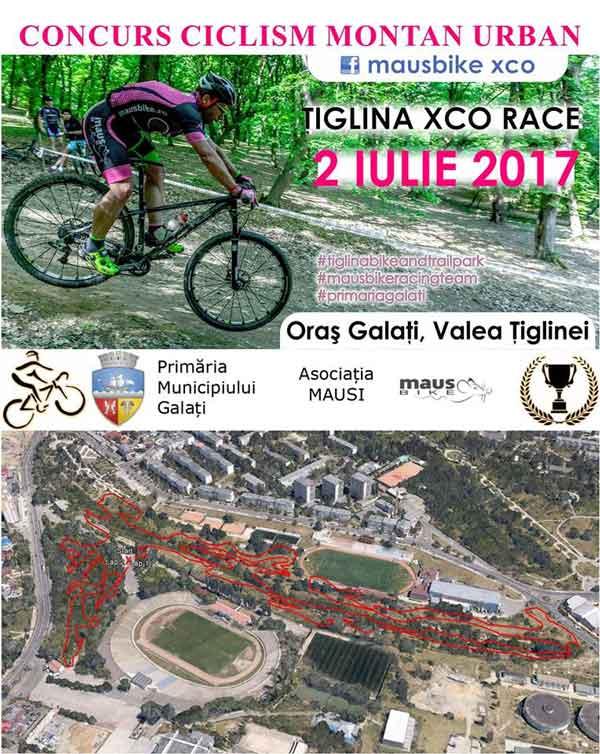 Țiglina XCO Race Galati