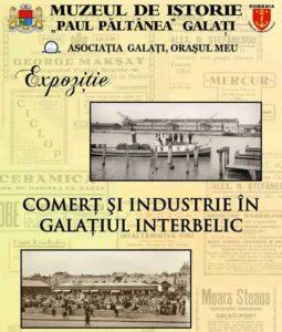comerţ şi industrie