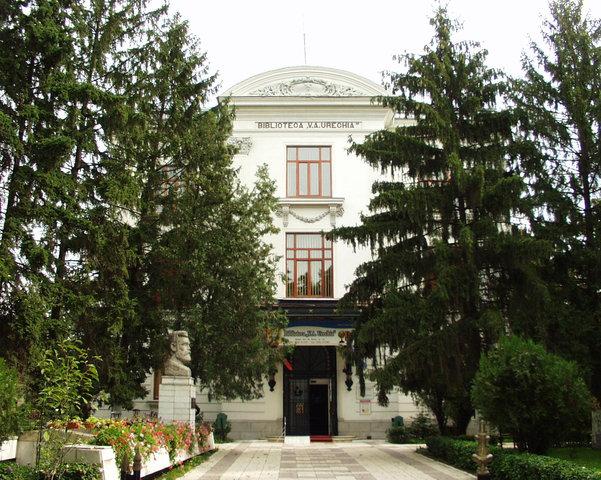 Biblioteca V.A. Urechia