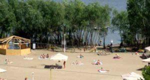 plaja Dunarea