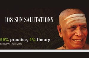108 Salutul Soarelui- Yoga Challenge