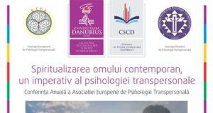 Conferința științifică dedicată subiectelor transpersonale