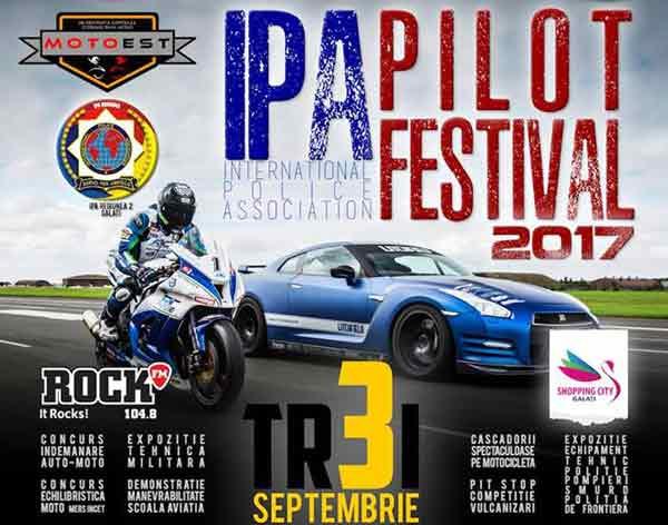 IPA pilot festival