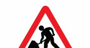 Lucrări de frezare și plombare pe Drumul de Centură