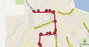 Traseul 39 – Staţii şi program – Transurb Galaţi