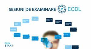 O nouă sesiune de examinare ECDL pentru certificare competenţe digitale