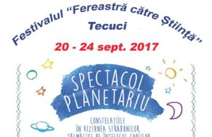 Festivalul Fereastră către Știință - Tecuci