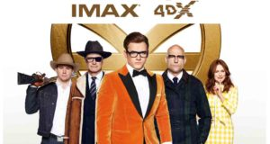Kingsman The Golden Circle. Ce alegi IMAX, 4DX sau VIP