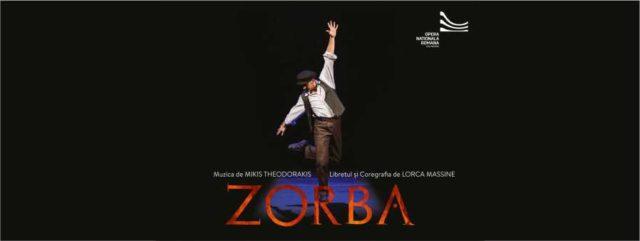 Baletul Zorba la Teatrul Muzical Nae Leonard Galați