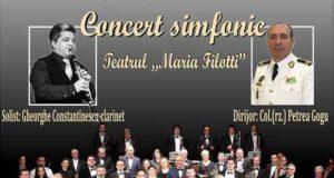 "Concert Simfonic Filarmonica ""Lyra-George Cavadia"" Braila"