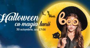 Halloween cu magia lunii la Shopping City Galați, pe 30 octombrie