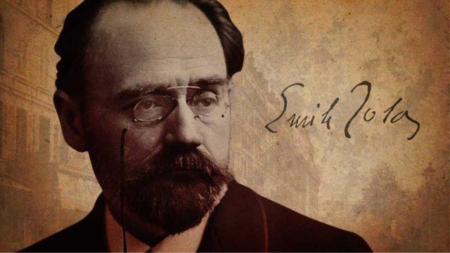 O pagină de dragoste - expoziție documentară Émile Zola