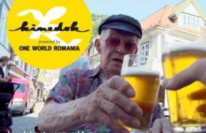 Proiecție film Plimbare sub clar de lună cu bunicul