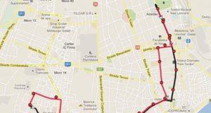 Traseul 19 – Staţii şi program – Transurb Galaţi