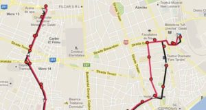 Traseul 22 – Staţii şi program – Transurb Galaţi