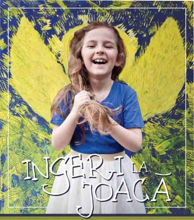 Îngeri la joacă - Expoziţia de pictură a Renatei,