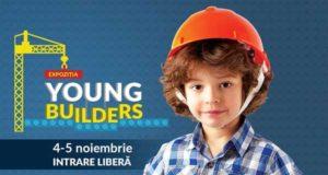 Expoziția YOUNG BUILDERS – Universul cărămizilor LEGO