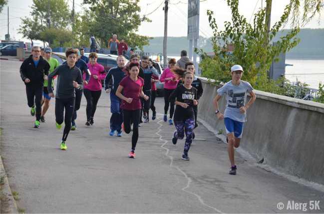 Alergăm pe faleză 29 - Sâmbătă 26 noiembrie de la ora 9