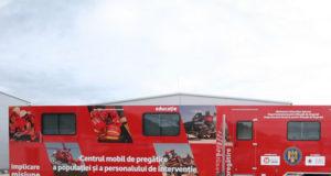 Caravana SMURD organizează cursuri de prim ajutor în Tecuci şi Galaţi