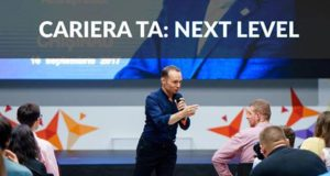 Cariera TA: NEXT LEVEL - Galati - Andy Szekely