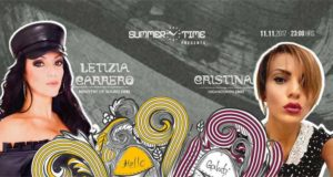 Girls love techno w Letizia Carrero & Cristina la Summer Time