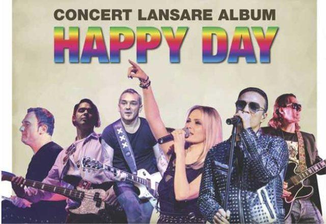 Happy Day Concert lansare album Direcţia 5 & Alina