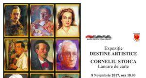 Destine artistice - Corneliu Stoica