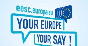"""Liceeni din Galaţi se pot înscrie la """"Europa ta, părerea ta!"""""""