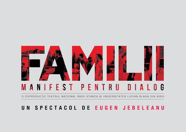 Manifest pentru dialog - Spectacol