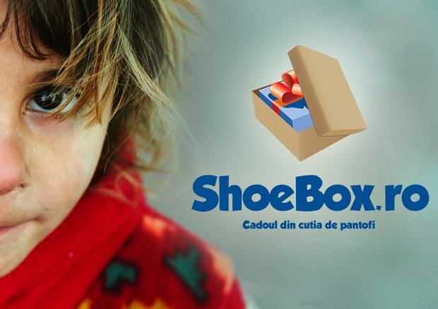 ShoeBox Galaţi 2017 - cadoul din cutia de pantofi