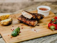 Texas Bar-be-que Smoke & Grill concept unic de american food în Galaţi