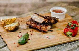 Texas Bar-be-que Smoke & Grill concept unic de american food în Galaţi