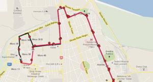 Traseul 26 – Staţii şi program – Transurb Galaţi