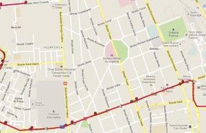 Traseul 36 – Staţii şi program – Transurb Galaţi