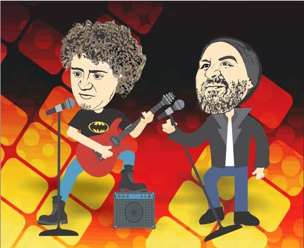 concert Ţapinarii Daily Pub