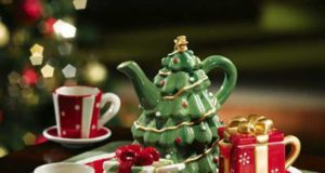 Organic Green Christmas - Tea World