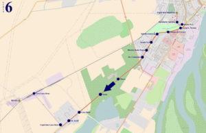 Traseul 6 Hipodrom – Sat Lacu Sarat – Staţii şi program – Braicar Brăila