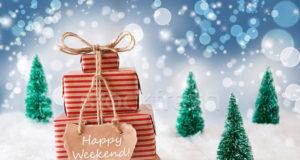 Weekend de Crăciun plin de surprize şi evenimente magice