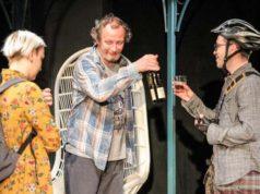Demonstrația - prima premieră din acest an a Teatrului Maria Filotti