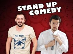 STAND UP Comedy cu Gabriel Gherghe si Victor Dragan