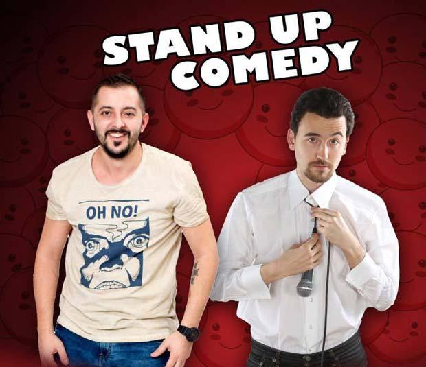 STAND UP Comedy cu Gabriel Gherghe si Victor Dragan