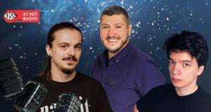 Stand Up Comedy cu Sergiu, Sorin si Toma