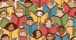 Ziua Internaţională a Cititului Împreună - Librăria Donaris Galaţi