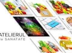 Atelierul de Sanatate, nutritie, terapii