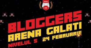 Bloggers Arena Galati: Level #5