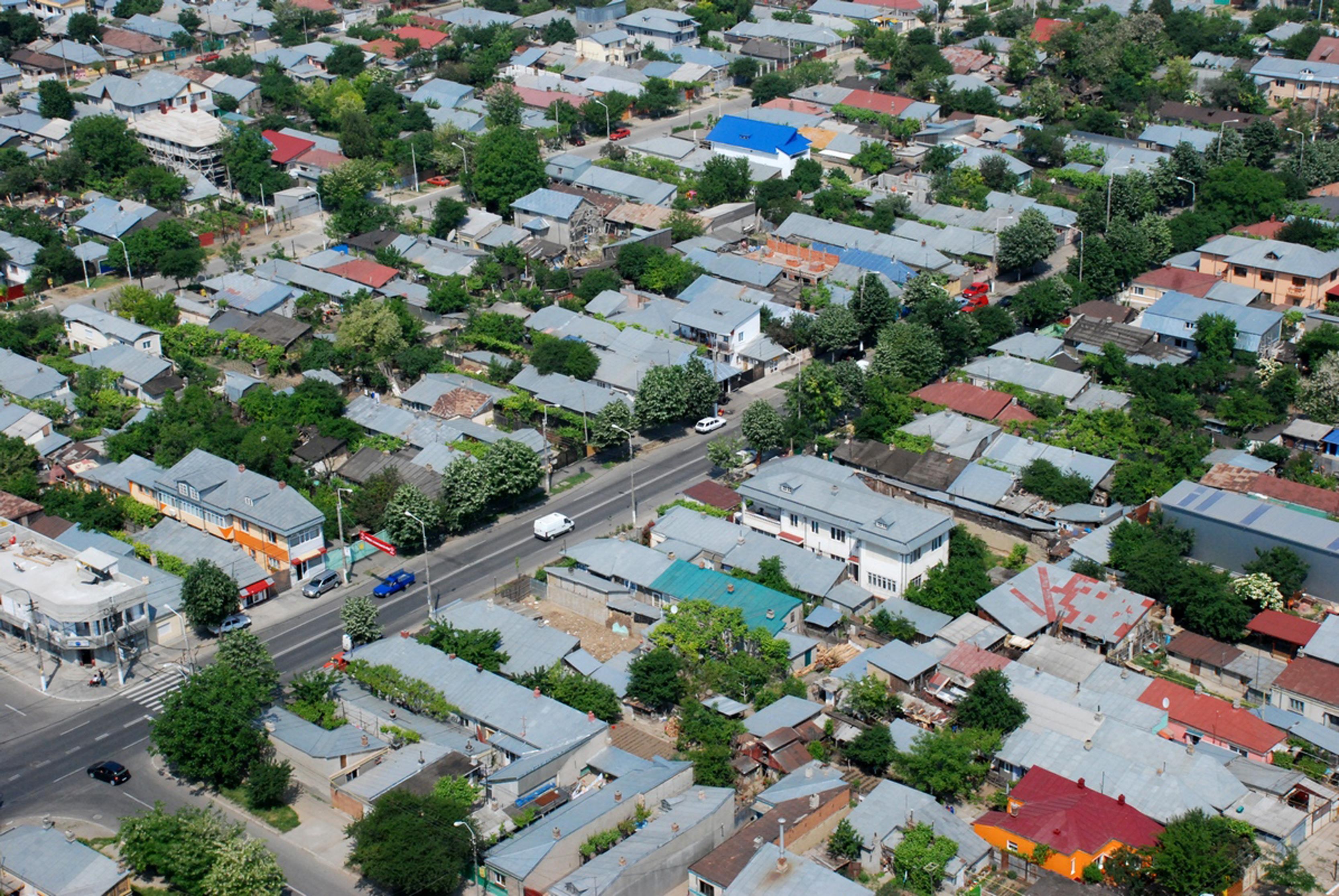 Cartierul Brăilița, unul dintre cele mai nesigure zone din România