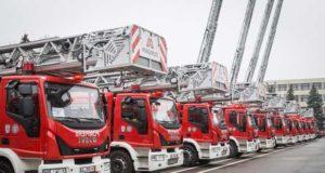 Maşinile pompierilor şi ambulanţele SMURD vor fi înlocuite în următorii ani
