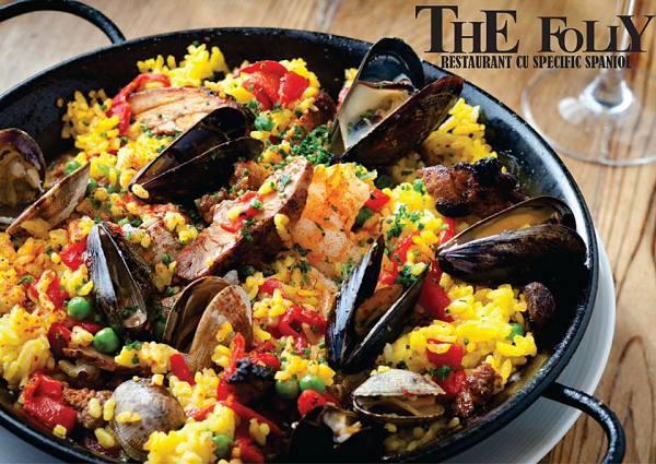 The Folly - concept de bucătărie spaniolă cu Chef Vick Cehan