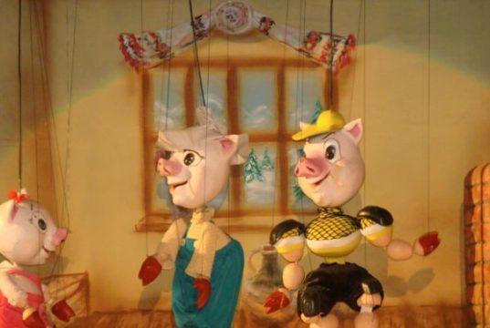 Teatrul de Păpuşi Gulliver angajează doi actori - mânuitori păpuşi